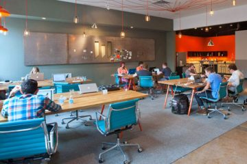 office-space-1-360x240 Examples of Cool & Funky Co-working Space Design that Really Work Future of Work