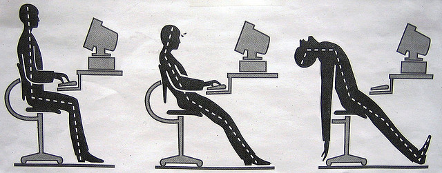 ergonomicposture Healthy Computing - A Guide to better Computer Ergonomics Future of Work