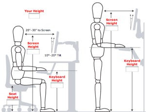 ergonomicsetup How to Create an Equal Opportunity Work Environment. Future of Work