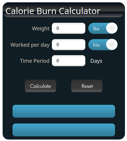 caloriecalculatorimage Sitting vs. Standing at Work Calorie Calculator Future of Work