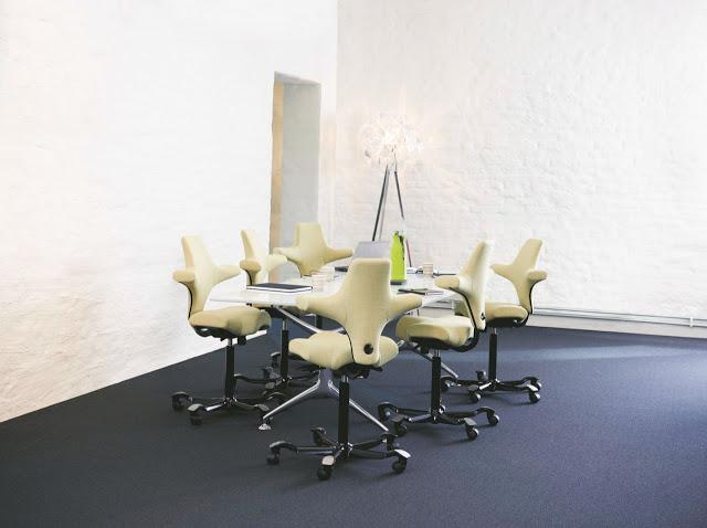 Capisco_meeting Modern Boardroom Furniture Design Ideas Future of Work