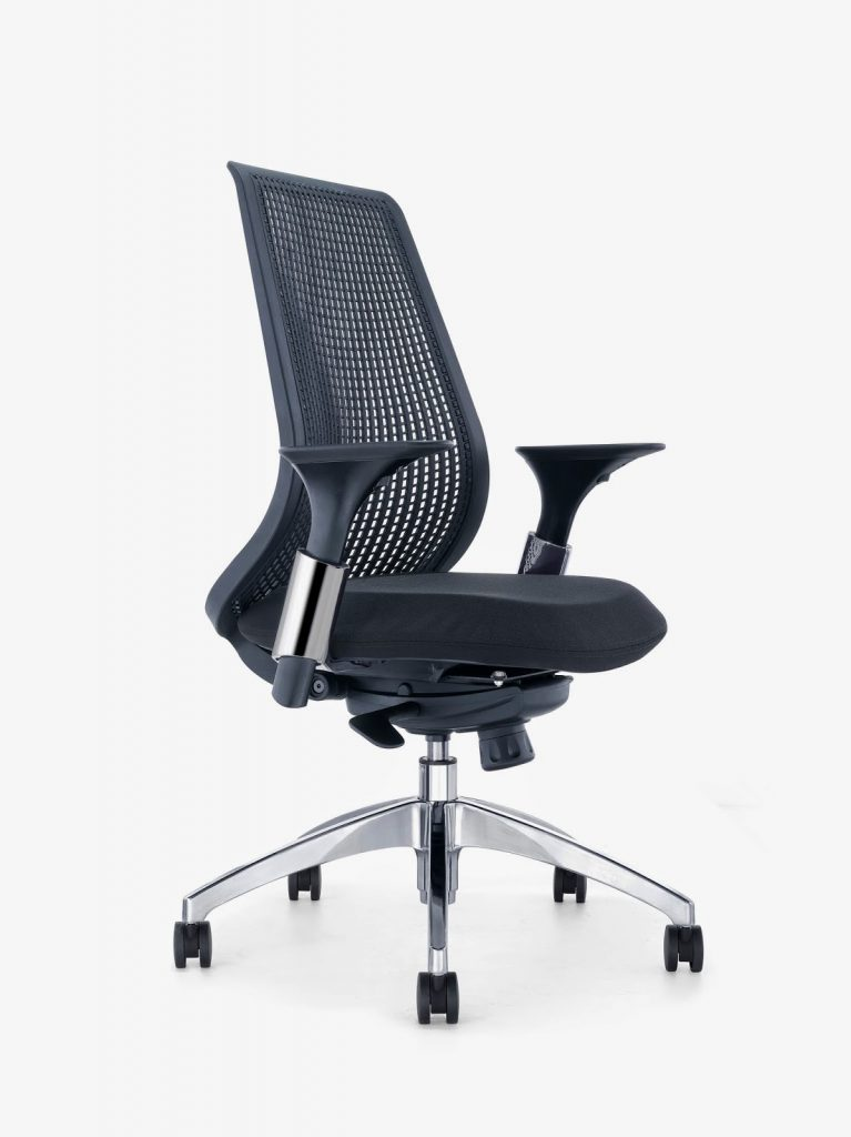 Black-Black-Mesh1-13-767x1024 Chairs to AVOID: Review of IKEA, Officeworks Boardroom Executive Office Chairs Reviews Seating
