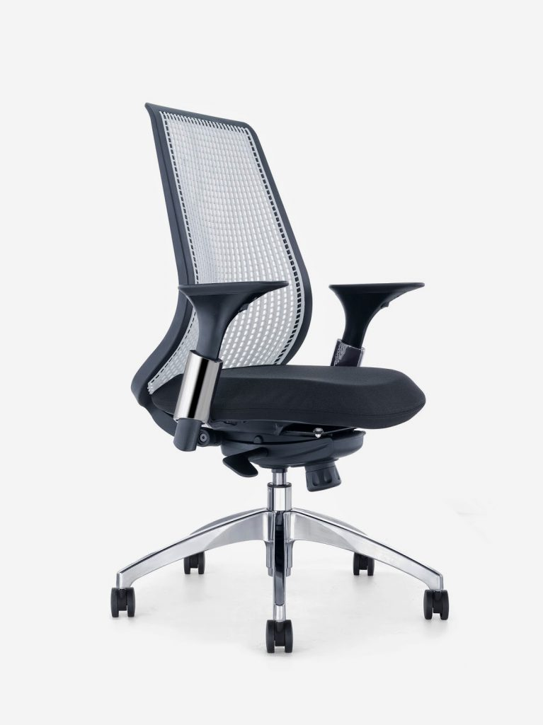 Black-White-Mesh-21-767x1024 Chairs to AVOID: Review of IKEA, Officeworks Boardroom Executive Office Chairs Reviews Seating