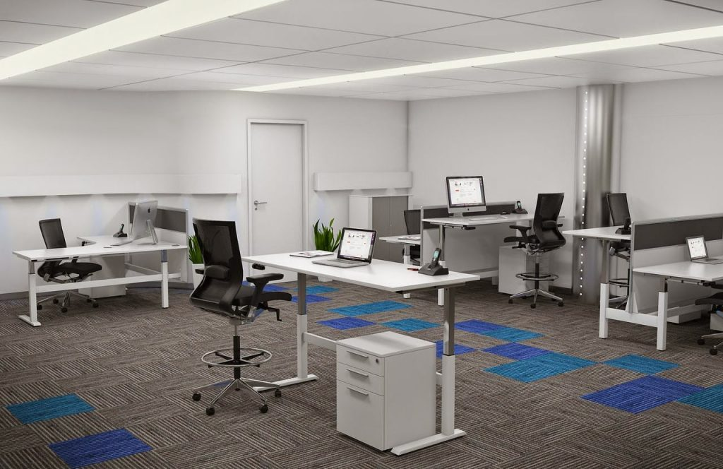 flexible-office-design-5-1024x664 5 Big Trends in Modern Office Design Design Design Ideas Future of Work Inspiration