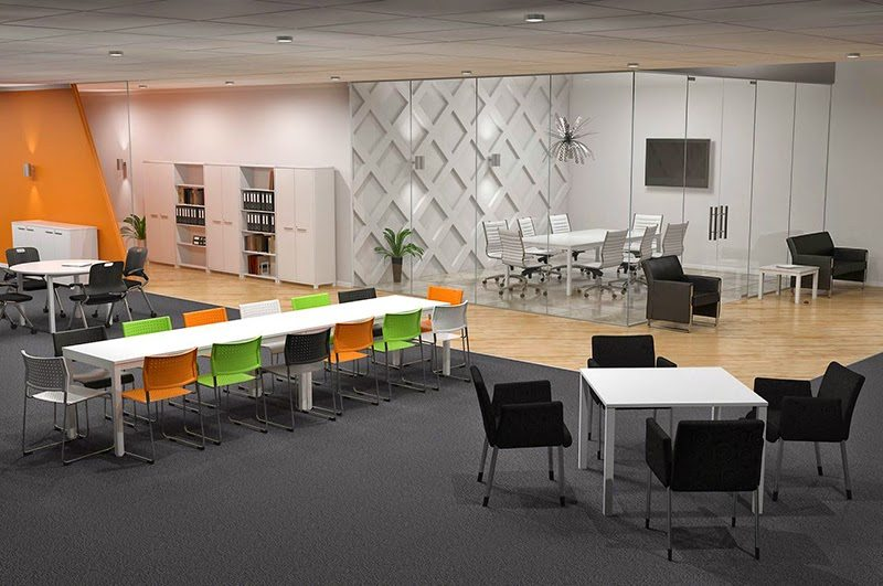 11 The History of Workplace Design Design Future of Work