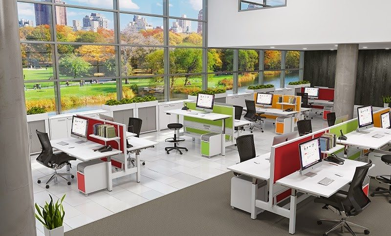 21 The History of Workplace Design Design Future of Work
