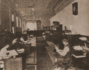 IWW-headquarters-19171-300x237 The History of Workplace Design Design Future of Work
