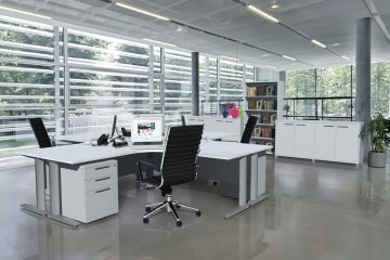 white-office-251-360x240 White Office Furniture Designs - Create Airy, Open Workspaces Future of Work