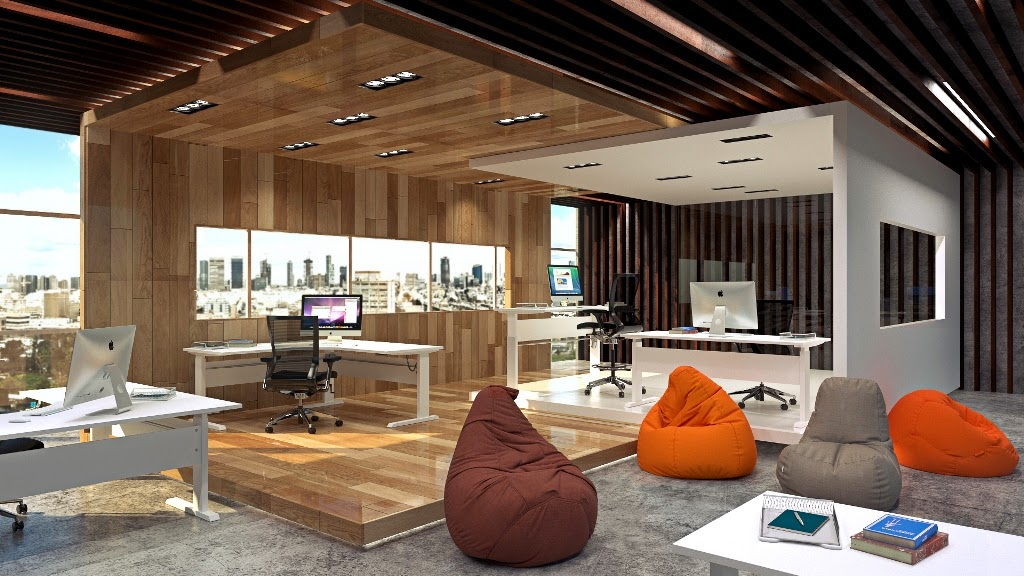Woodinterior-small-259 How to Integrate Flexible Workplace Design in Your Office Future of Work
