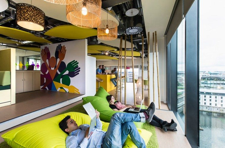 ABW-flexible-workspace Increase Productivity with Smart Office Design Company Culture Design Design Ideas Future of Work Inspiration Leadership
