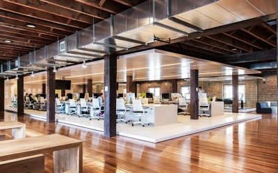 Ansarada-Desking-400x250 Ansarada Office Design by Those Architects and End of Work Design Ideas Inspiration Offices We Love