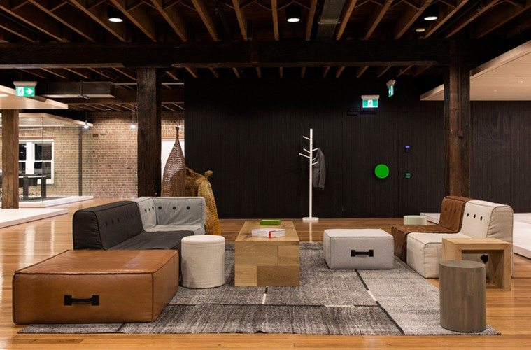 Ansarada-Waiting-Room Ansarada Office Design by Those Architects and End of Work Design Ideas Inspiration Offices We Love