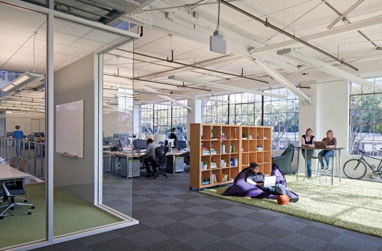 Atlassian-Office-space Atlassian Office by Studio Sarah Willmer Architecture Inspiration Offices We Love