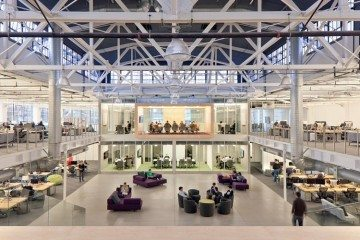 Atlassian-Open-Space-360x240 Atlassian Office by Studio Sarah Willmer Architecture Inspiration Offices We Love