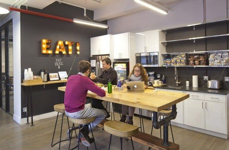 Coworking-Coworkrs The Best Co-Working Offices in the World Inspiration