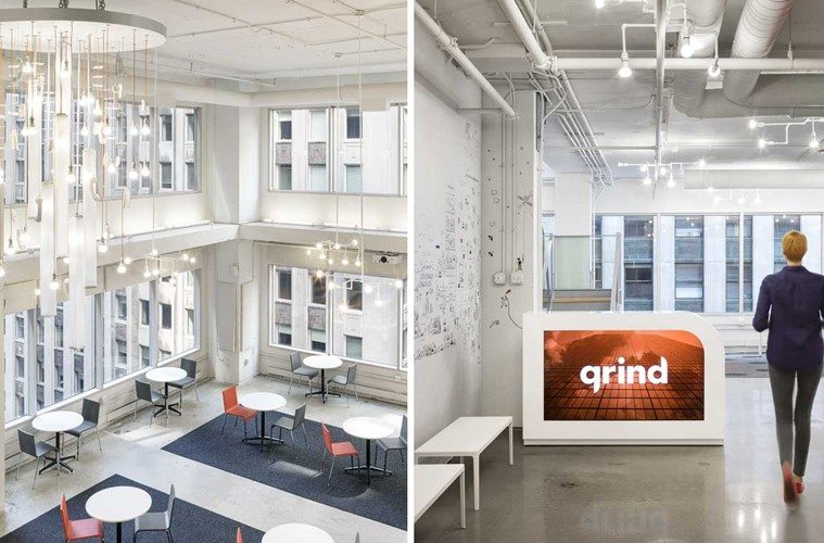 Coworking-at-Grind-Offices The Best Co-Working Offices in the World Inspiration