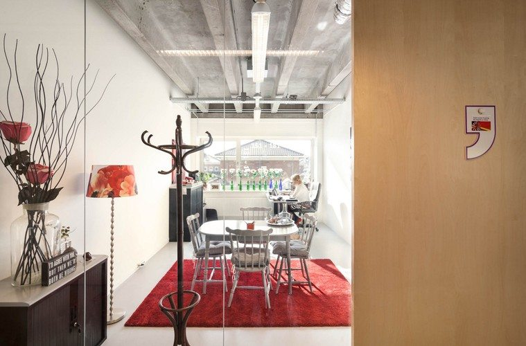 De-Burgemeester-Coworking-meeting-room The Best Co-Working Offices in the World Inspiration