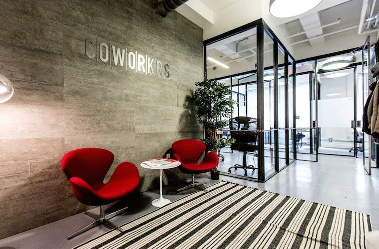 Front-office-Coworkrs-Coworking The Best Co-Working Offices in the World Inspiration