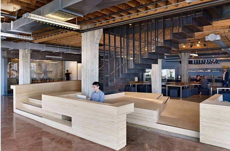 Heavybit-Industry-Coworking-Recpetion The Best Co-Working Offices in the World Inspiration