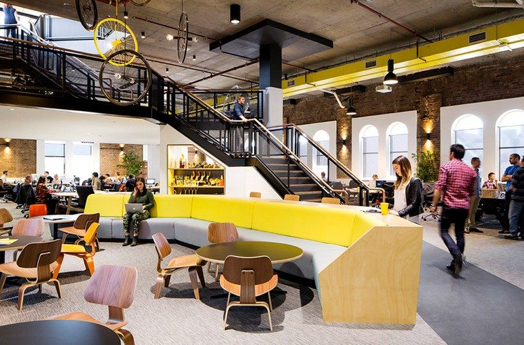 JWT-Office Award Winning Australian Office Designs for 2015 Inspiration