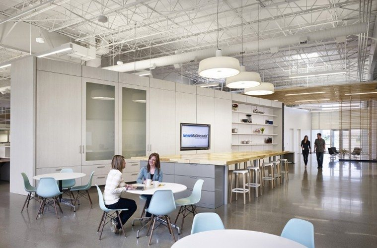Newell-Office 10 Offices that Perfectly Reflect Their Brand Inspiration