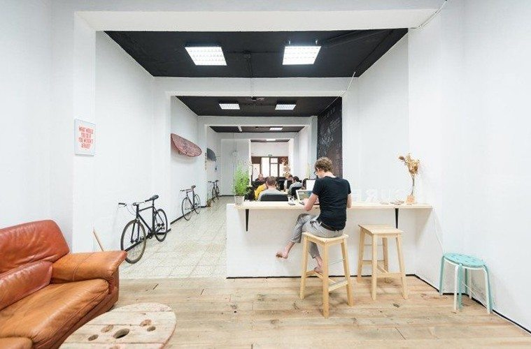 Surf-Office-Coworking The Best Co-Working Offices in the World Inspiration