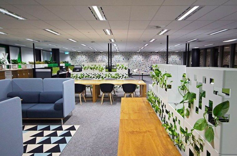 Cannon-Office Award Winning Australian Office Designs for 2015 Inspiration
