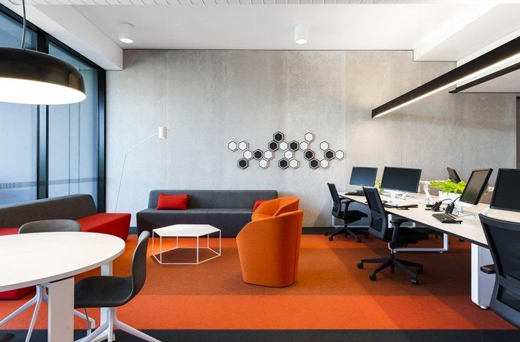 Interactive-Headquaters-Office Award Winning Australian Office Designs for 2015 Inspiration