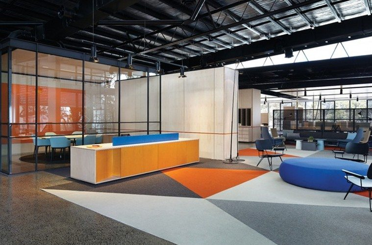 Kennards-Office Award Winning Australian Office Designs for 2015 Inspiration