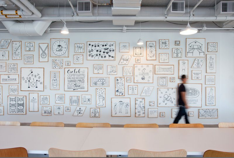 Airbnb_13 5 Amazing Offices that Will Make You Want to Work Overtime Inspiration