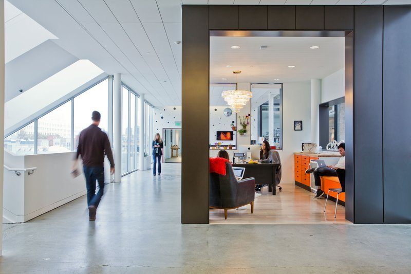 Airbnb_2 5 Amazing Offices that Will Make You Want to Work Overtime Inspiration