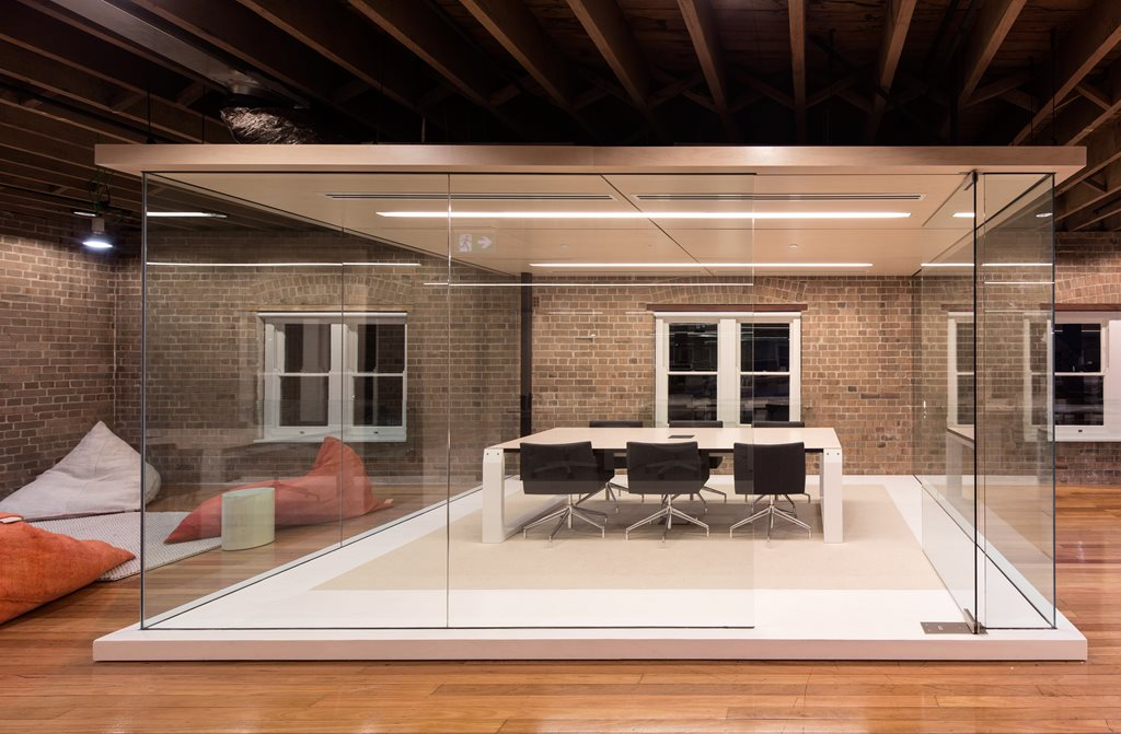 Ansarada_5 5 Amazing Offices that Will Make You Want to Work Overtime Inspiration