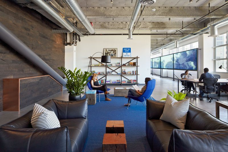 Dropbox 5 Amazing Offices that Will Make You Want to Work Overtime Inspiration