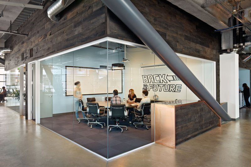 Dropbox_2 5 Amazing Offices that Will Make You Want to Work Overtime Inspiration