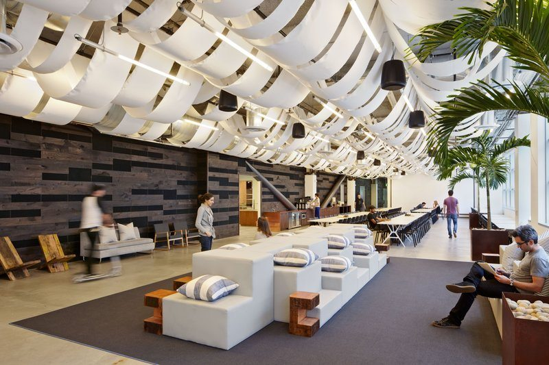 Dropbox_4 5 Amazing Offices that Will Make You Want to Work Overtime Inspiration