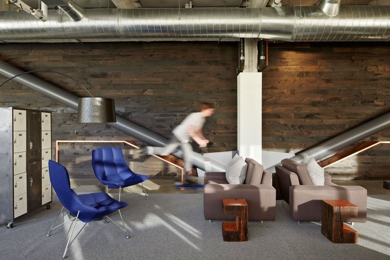 Dropbox_9 5 Amazing Offices that Will Make You Want to Work Overtime Inspiration