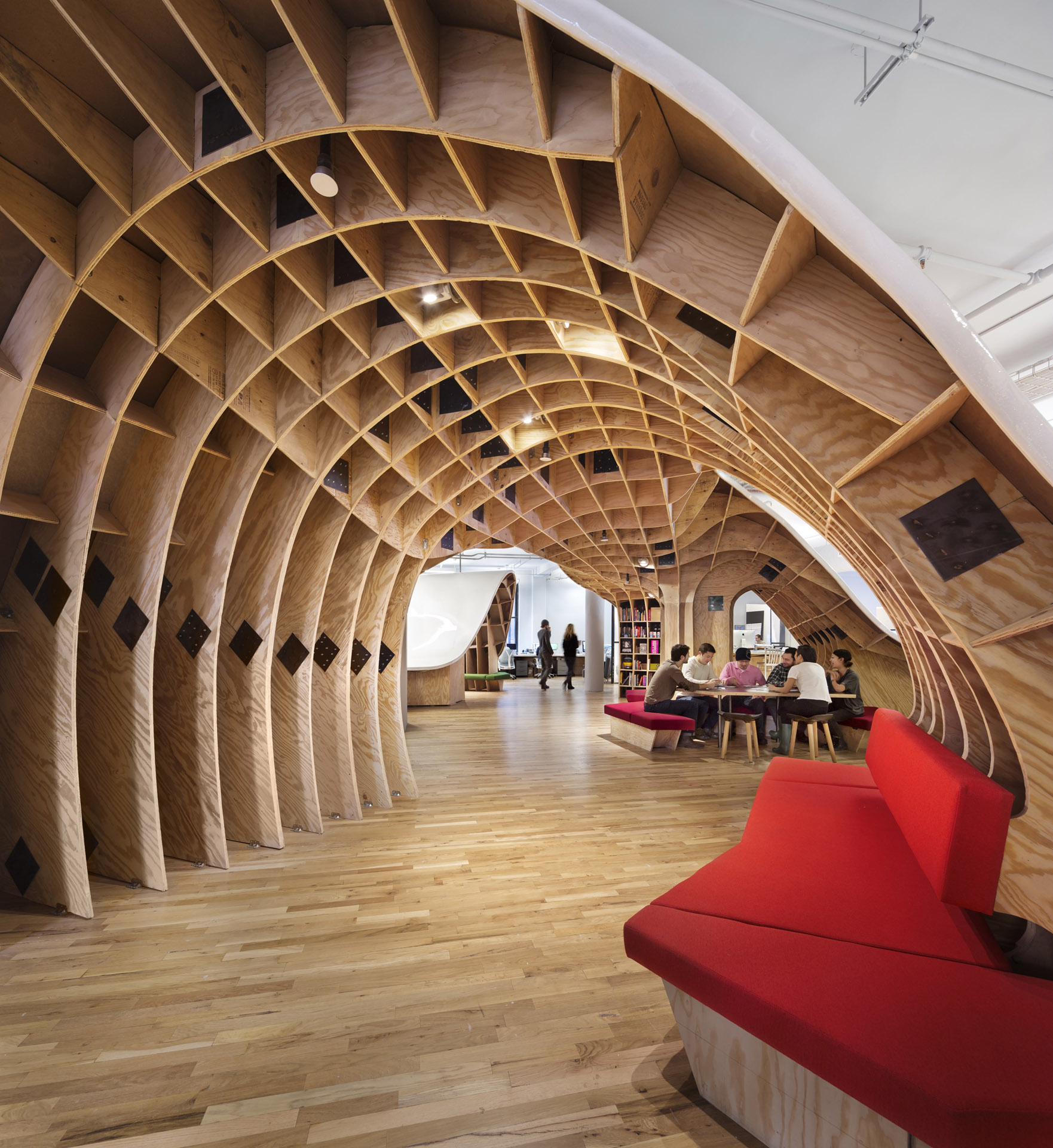 The_Barbarian_Group_3 5 Amazing Offices that Will Make You Want to Work Overtime Inspiration