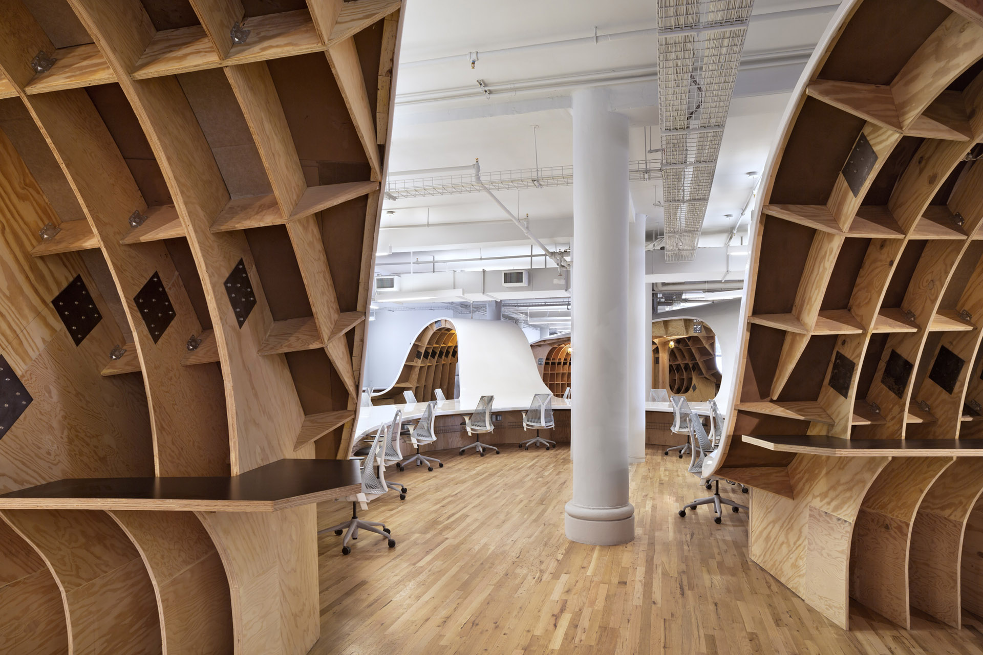 The_Barbarian_Group_7 5 Amazing Offices that Will Make You Want to Work Overtime Inspiration
