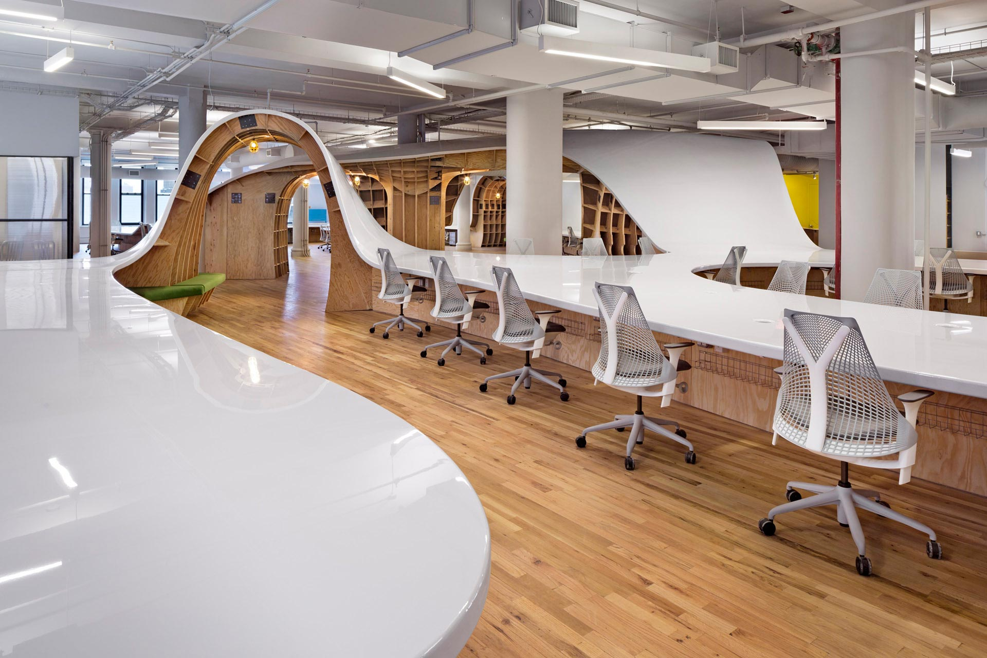 The_Barbarian_Group_9 5 Amazing Offices that Will Make You Want to Work Overtime Inspiration