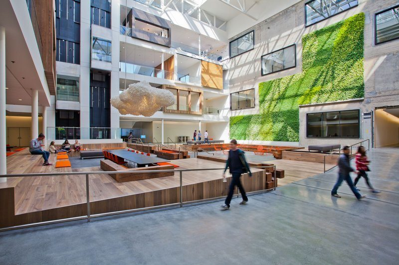 airbnb-office-NaNb93RLL4-1 The Best Office Designs of 2015 Design Future of Work