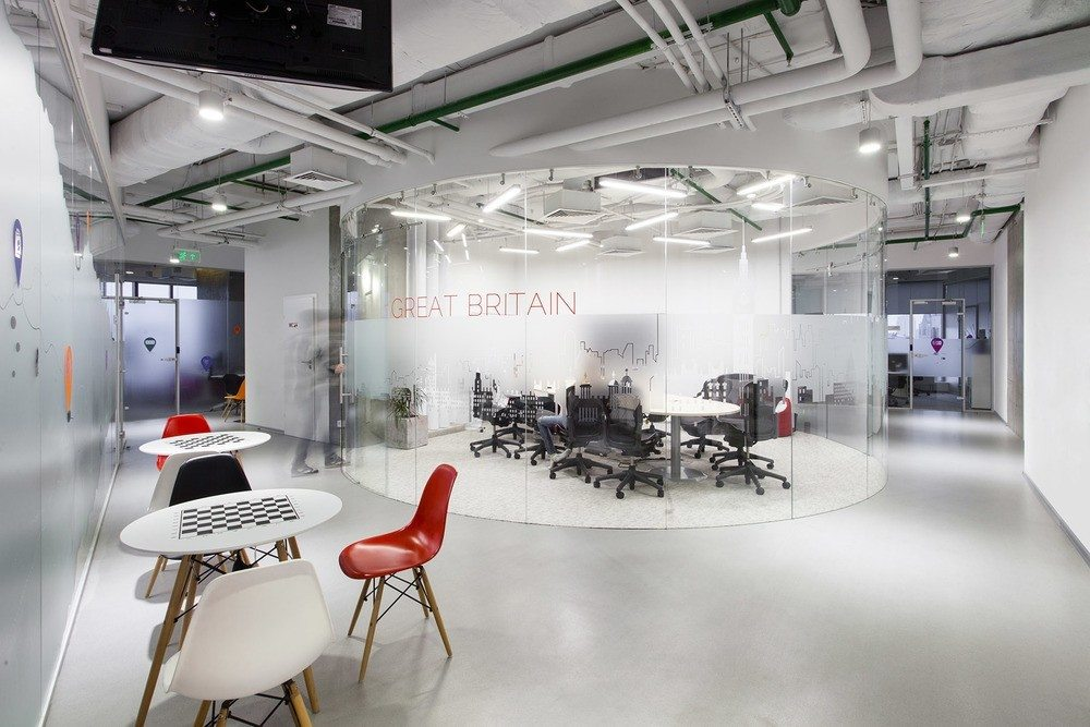 Playtech-71 Increase Productivity with Smart Office Design Company Culture Design Design Ideas Future of Work Inspiration Leadership