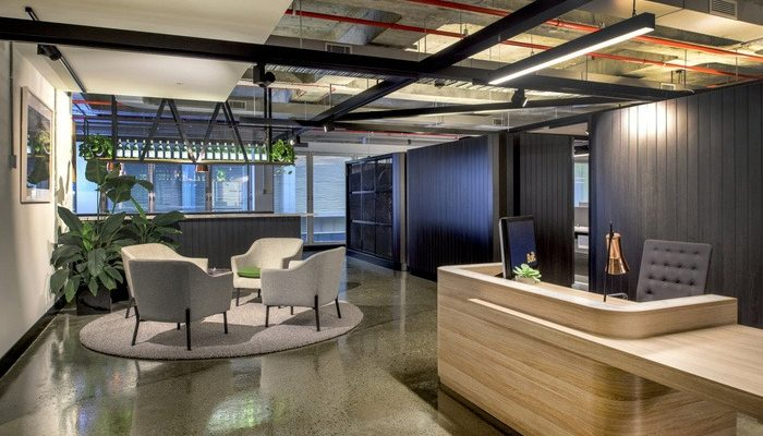 built-office-design-1-700x468-1-700x400 Industrial, Raw and Refined: Woods Bagot Built Offices Design Ideas Inspiration Offices We Love