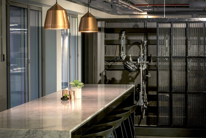 built-office-design-2-700x468 Industrial, Raw and Refined: Woods Bagot Built Offices Design Ideas Inspiration Offices We Love